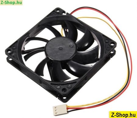 12V 3 Pin Fan Cooler Heatsink Fan For PC 80x80x15mm