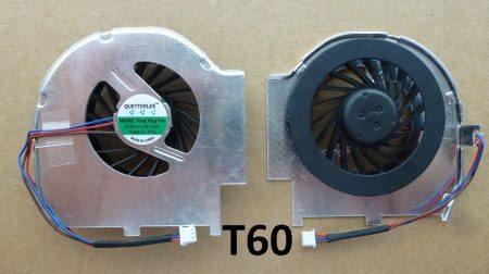 IBM ThinkPad T60 T60P 41V9932 26R9434 Fan cooler for FRU 41V9932 K3D6 processzor hűtő