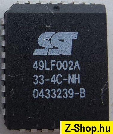 SST 49LF002A 256kx8 Firmware Hub PLCC32 2-megabit