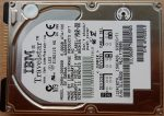 20171123 IBM Travelstar DARA-206000 6GB IDE 2.5'' Laptop HDD merevlemez