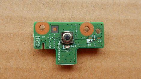 Lenovo L540 bekapcsoló gomb - Power button - 48.4LH12.011 04X4862 55.4LH07.001G