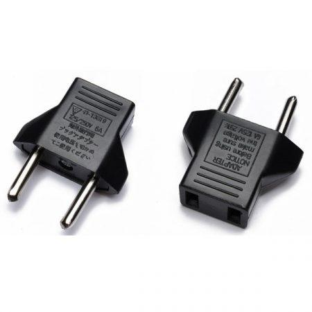 230V - 110V EU - USA adapter passzív átalakító