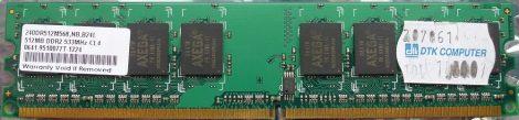 512MB DDR2-533 CL4 RAM modul DDR2-SDRAM 240DR512M568