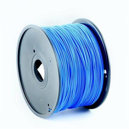 GEMBIRD FILAMENT PLA BLUE, 1,75 MM, 1 KG - PLA nyomtató szál - kék