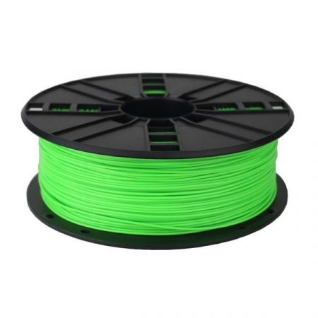 GEMBIRD FILAMENT PLA GREEN, 1,75 MM, 1 KG - PLA nyomtató szál - zöld