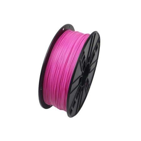 GEMBIRD FILAMENT PLA PINK, 1,75 MM, 1 KG - PLA nyomtató szál - rózsaszín