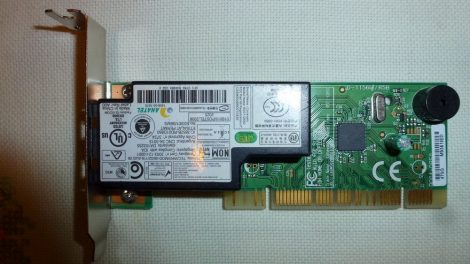 Conexant DR01-D850 In-Build CX11256 modem - Low Profile - alacsony LP 56k PCI FaxModem kártya FRU 46R4220