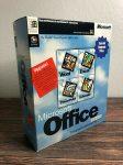 Microsoft Office Standard A Windows 95 rendszerre készült - 3,5 folppy lemezen - 77306 H