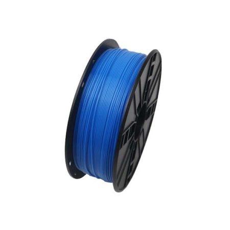 GEMBIRD FILAMENT PLA FLUORESCENT BLUE, 1,75 MM, 1 KG - PLA nyomtató szál - fluoreszkáló kék