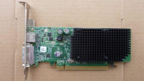 AMD Radeon X1550 128MB DDR2 [DELL] PCI-e VGA kártya DVI csatlakozóval passzív hűtés