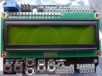 Arduino LCD keypad shield RG1602A