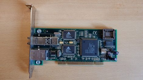 Allied Telesis AT-2700FTX PCI Ethernet Adapter optikai csatlakozóval