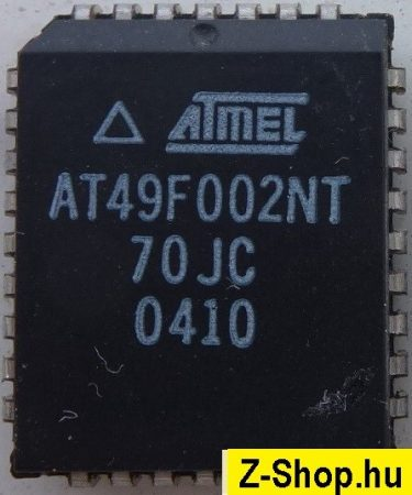 ATMEL AT49F002NT 256kx8 CMOS FLASH memory PLCC32 2-megabit 5-V Only