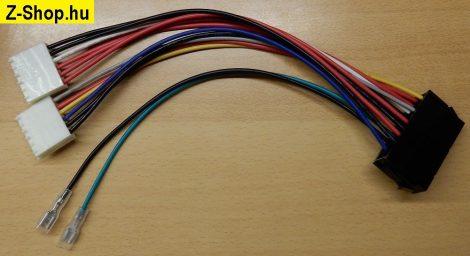 ATX - AT tápegység csatlakozó átalakító kábel