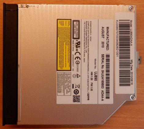 Acer Aspire 5736Z DVD író - Panasonic UJ890 2010