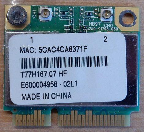 Acer Aspire 5736Z wifi kártya - atheros AR5B97