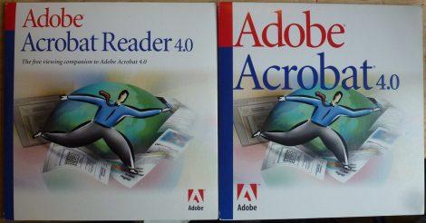 Adobe Acrobat 4.0