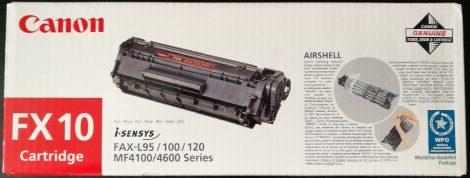 Canon FX10 toner - eredeti