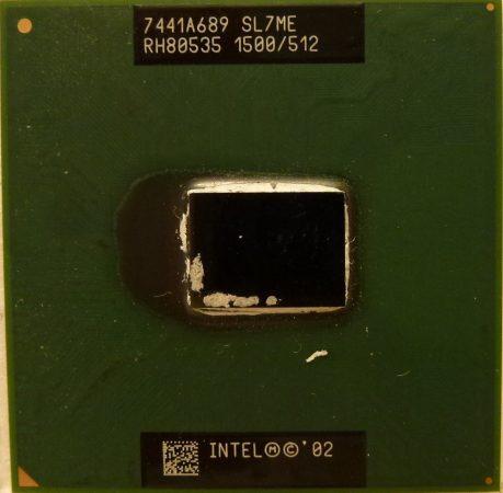 Intel Celeron M Processor 340 512k Cache, 1.50 GHz, 400 MHz FSB SL7ME