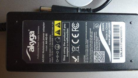 DELL Latitude D520 laptop tápegység (akyga)