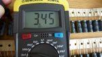 Elektrolit Kondenzátor 3300uF 6,3V Rubycon ELKO ZLH T1442 105°C PET