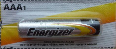 Energizer vékony alkáli ceruza elem 1,5V AAA 1 db ALKALINE LR03