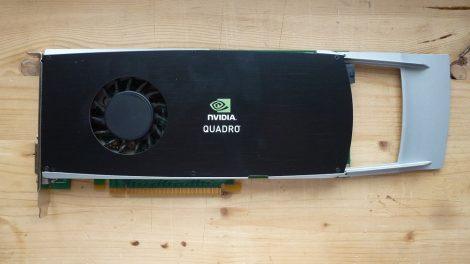 NVIDIA Quadro FX 3800 1GB GDDR3 256bit PCI-e VGA kártya 2009