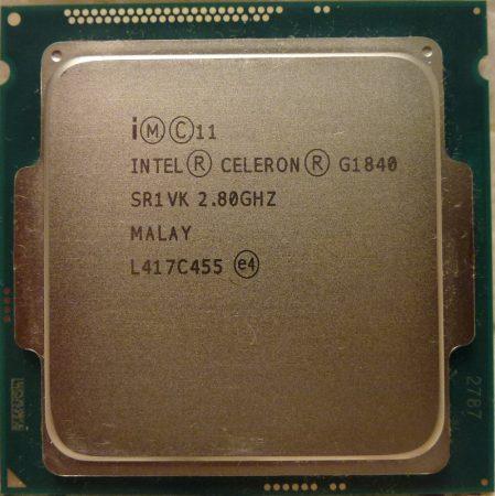 Intel® Celeron™ G1840 2.80GHz Processor LGA1150 processzor SR1VK