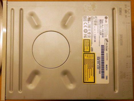 LG HL-DT-ST DVDRAM GSA-4163B A106 IDE DVD író fehér