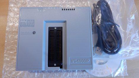 Genius VS4000P USB EPROM égető univerzális programozó IC teszter BIOS chip égetéshez vagy autókhoz - chiptuning