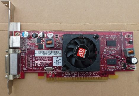AMD Radeon HD4550 512MB DDR3 64bit PCI-e VGA kártya DMS-59 és S-Video csatlakozóval