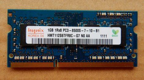 hynix 1GB DDR3 sodimm 1066MHz (PC3 8500S) laptop memoria modul HMT112S6TFR8C-G7