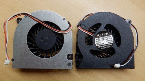 HP CQ320 CQ510 CQ511 CQ515 CQ516 CQ620 laptop CPU Fan processzor hűtő