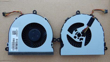 HP 250 G4 G5, 255 G4 G5, 250 G5, ProBook 250 G4 laptop CPU Fan processzor hűtő - 813946-001 HP 15-AC is