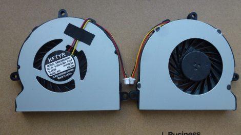 használt - zörög - HP 250 G4 G5, 255 G4 G5, 250 G5, ProBook 250 G4 laptop CPU Fan processzor hűtő - SPS-813946-001 HP 15-AC is