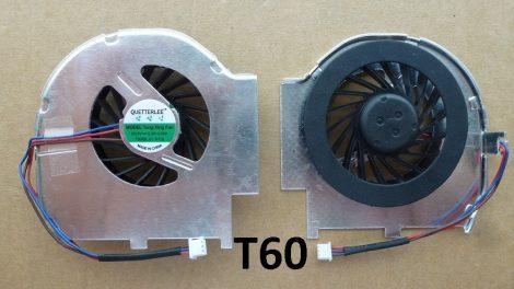 IBM ThinkPad T60 T60P 41V9932 26R9434 Fan cooler for FRU 41V9932 K3D6 processzor hűtő
