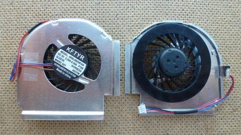 IBM Lenovo ThinkPad T61 T61P T400 T500 42W2460 42W2461 laptop CPU Fan processzor hűtő