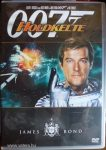 007 James Bond sorozat 10. DVD - Holdkelte - Moonraker - Roger Moore