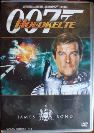 007 James Bond sorozat 10. DVD - Holdkelte - Moonraker - Roger Moore