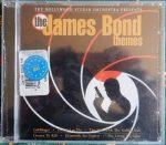 The Hollywood Studio Orchestra Presents the  James Bond Themes - audio CD celofánban