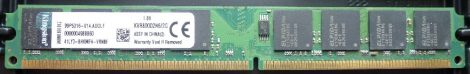 Kingston KVR800D2N6/2G 2GB DDR2-800 RAM modul PC6400 DDR2-SDRAM 1.8V