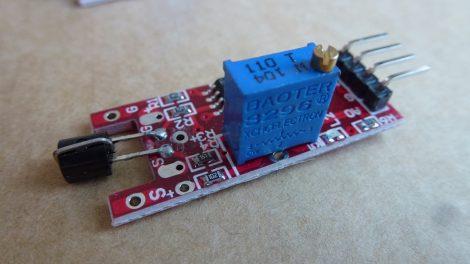 KY-036 Metal-touch sensor module érintő kapcsoló for Arduino