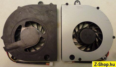 Lenovo L3000 G450 G450A G455 G550 G550M laptop CPU Fan processzor hűtő