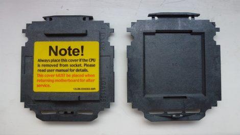 alaplap CPU foglalat védő műanyak burkolat LGA 1155 - cpu cover