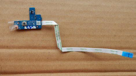 Lenovo E540 bekapcsoló gomb power button VILE2 NS-A048