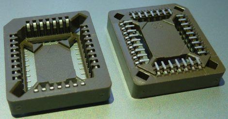 PLCC32 SMD IC foglalat - PLCC32 SMD IC Socket
