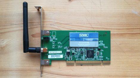 SMC EZ Connect g SMCWPCI-G - network adapter Series Wifi hálózati kártya 54MBps