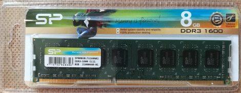 Silicon Power DDR3 8GB 1600MHz RAM modul DDR3-1600 CL11 SP008GBLTU160N02