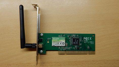 TP-LINK TL-WN353GD Ver 1.2 PCI vezeték nélküli hálózati kártya 54MBps Wireless WiFi