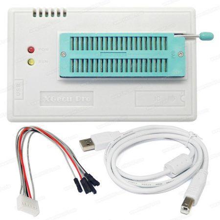 TL866II Plus USB EPROM égető univerzális programozó IC teszter BIOS chip égetéshez vagy autókhoz - chiptuning